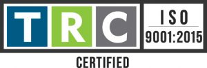 ISO 9001:2015 Certified by TRC